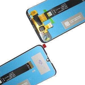 Image 4 - Оригинальный ЖК дисплей для Huawei Y6 2019/ Y6 Pro 2019/ Y6 Prime 2019, сенсорный экран с дигитайзером и рамкой, ЖК дисплей, сенсорные детали