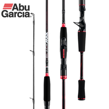 Abu Garcia New Black Max BMAX Baitcasting Lure Fishing Rod 1