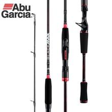 Original Abu Black Max BMAX 1.98m 2.13m ML M MH H  Bait casting Fishing Rod Spinning  Carbon Fiber Carp Fishing Tackle