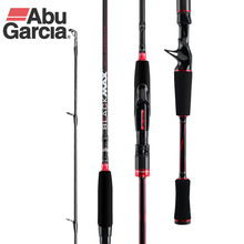 Fishing-Tackle Casting-Fishing-Rod Spinning Carp Abu Black BMAX Carbon-Fiber H-Bait MH