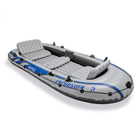3 5 people Environmental protection PVC366*168*43CM drifter fishing boat thickening increase inflatable boat rubber boat