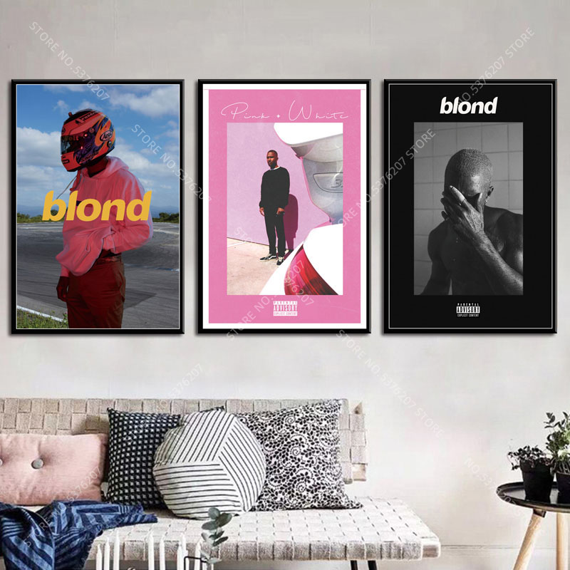 frank ocean blonde poster 16x20 new art