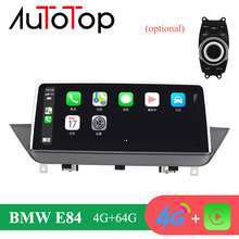 Multimedia E84 Android Audio-Player Gps Navigation Car-Radio for 64G 0 X1 AUTOTOP BMW