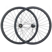 1400 г 29er горный или Кроссовый велосипед 34 мм карбоновые BOOST колеса 30 мм Глубокий бескамерная клинчерная покрышка столб тройной оплетенный спиц Novatec D791SB D792SB 110 148