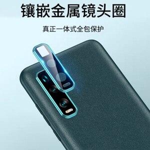 Image 3 - Original PU Leder Telefon Fall für OPPO Finden X2 Fall Ultradünne Schlank Schützende Haut OPPO Finden X2 Pro FindX2 Protector abdeckung