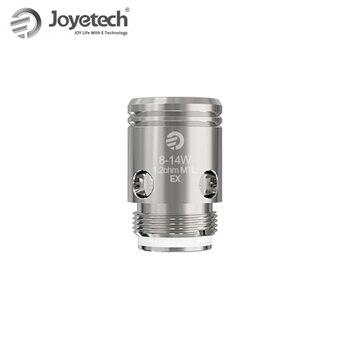 Joyetech EX tête de bobine d'origine 0. 5ohm/1.2ohm pour dépasser D22 D19 dépasser l'air dépasser Air plus réservoir atomiseur e-cig vape bobine