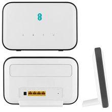 Desbloqueado Huawei B625 B625-261 CAT12 720Mbps 3G 4G Roteadores CPE WiFi Hotspot Router 4G bandas 1 3 7 8 20 4G ROUTERPK b618 b818