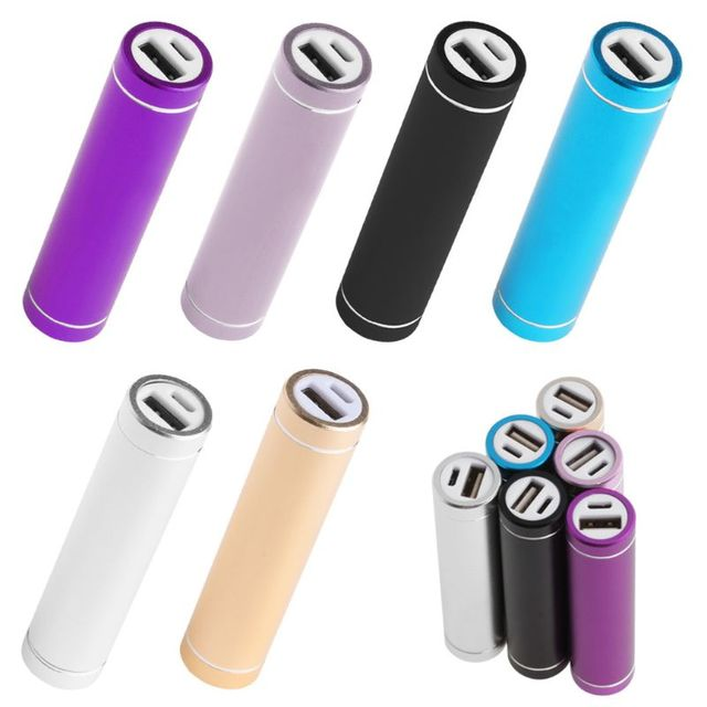 Portable USB Mobile Power Bank Case Battery Charger Pack Box for 1 x 18650 New 37MC