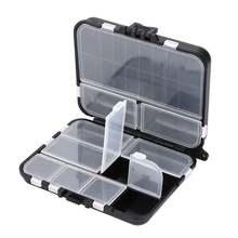 Коробка для рыбалки с 26 отделениями коробки рыболовных аксессуаров