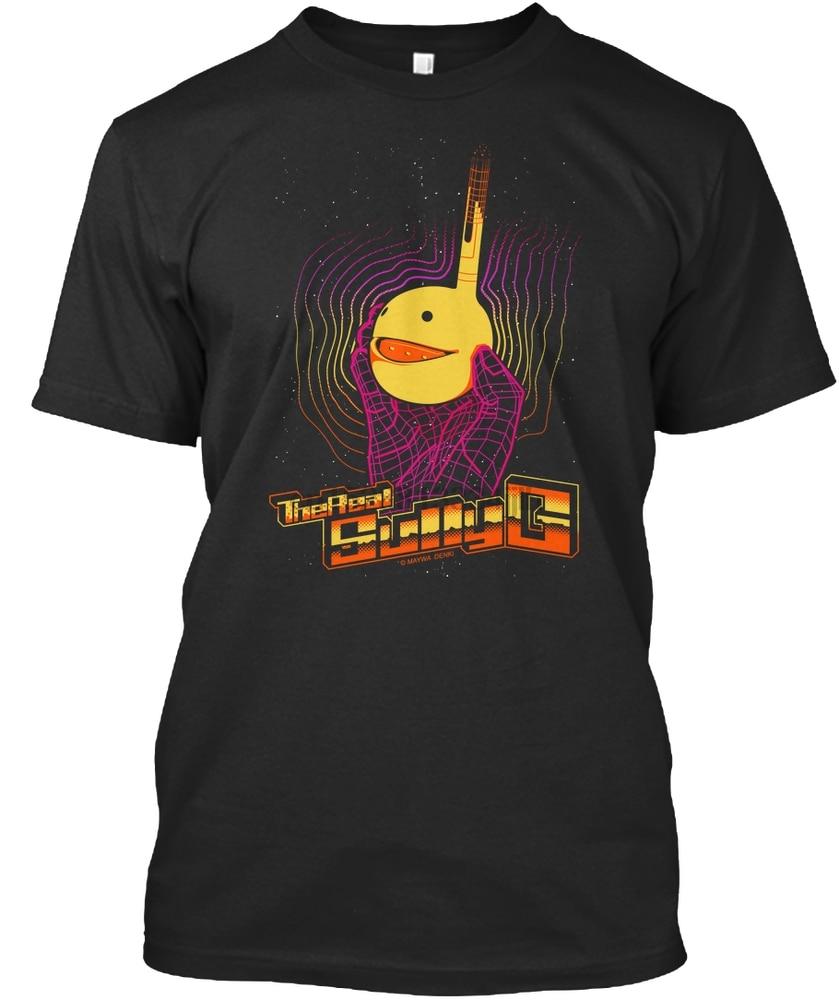 Camiseta masculina t therealsullyg otamatone-amarelo