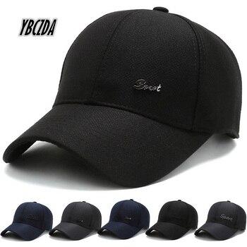 2020 브랜드 쿨 캡 남자 여름 블랙 야구 모자 남자 여자 추적기 모자 남자 Snapback 여자 야구 모자 모자 Casquette Gorras