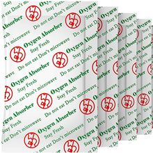 200cc-100packs Home Use Food Grade Oxygen Absorber To Keep Products Fresh Without All The Unhealthy Preservatives