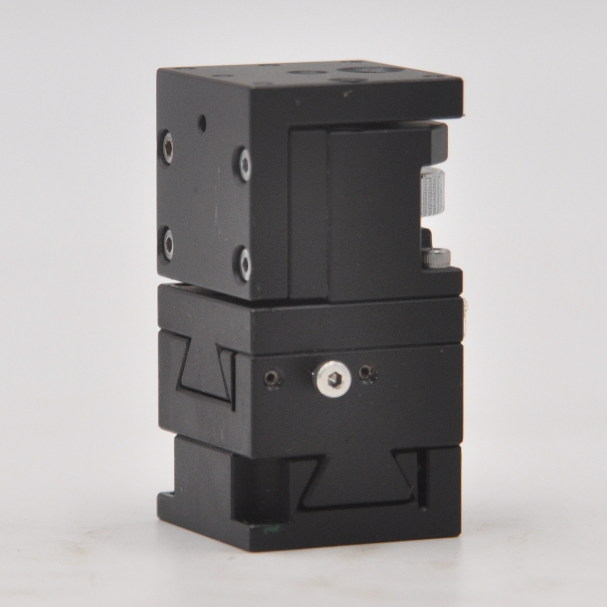 Sigma 25 * 25mm XYZ Axis Three-dimensional TASB-253 TASB-252 Manual Dovetail Groove Guide Rail Smooth Table Copper