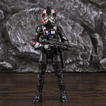 Gwiezdne wojny Inferno Squad Agent 6 #8222 figurka oryginalna czarna seria ekskluzywne zabawki lalki Model tanie i dobre opinie Disney 12 + y CN (pochodzenie) Unisex 6inch Wyroby gotowe Zachodnia animacja Produkty na stanie 1 12 Film i telewizja Gotowy żołnierzyk