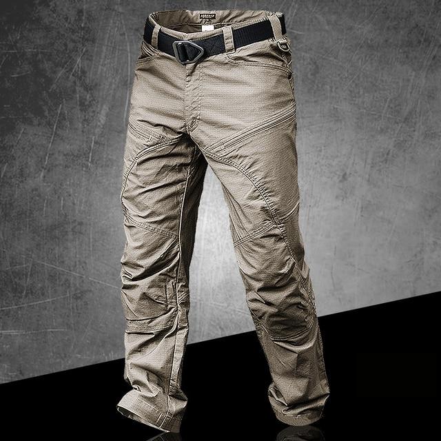 PAVEHAWK Cargo Pants Men Elastic Waterproof Army Tactical Military Hiking Trekking Jogger Casual Trousers Sweatpants Streetwear 2