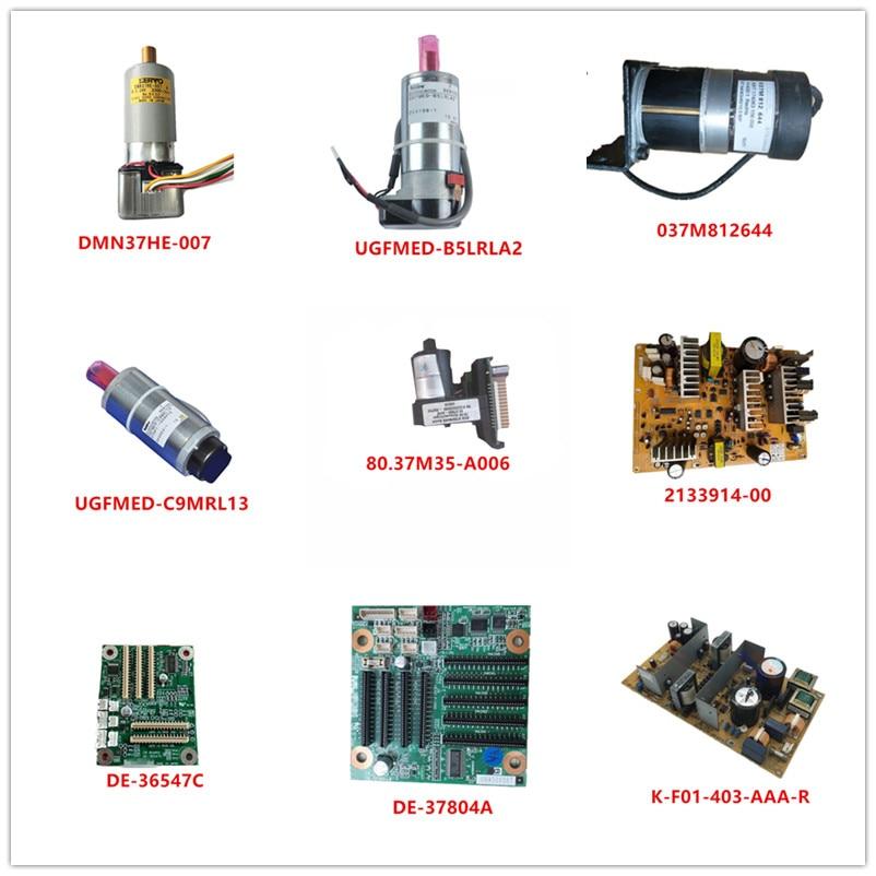 DMN37HE-007| UGFMED-B5LRLA2| 037M812644| UGFMED-C9MRL13| 80.37M35-A006| 2133914-00| DE-36547C| DE-37804A| K-F01-403-AAA-R