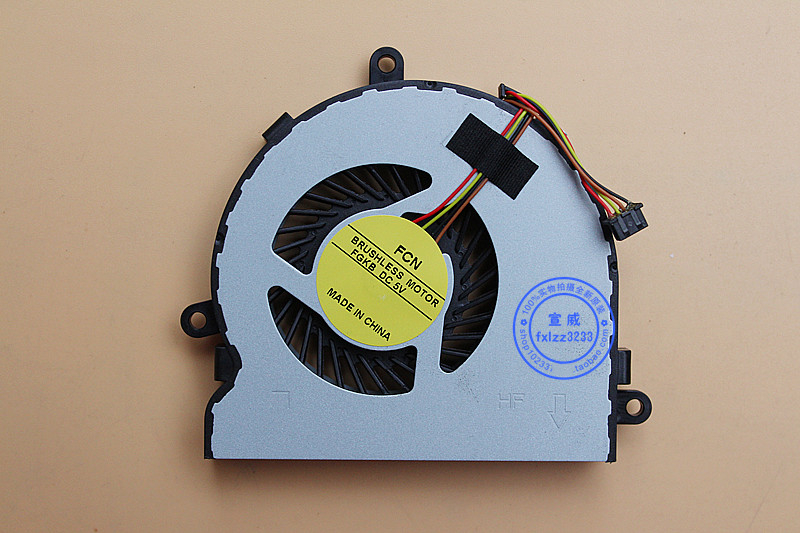 Original New Cooler FAN For HP Pavilion 15-A 15-AC 15-AF 15-AY 15-BA 15-BS 15-BW 250 255 256 G4 G5 TPN-C126 FN0565-A1033L2AL