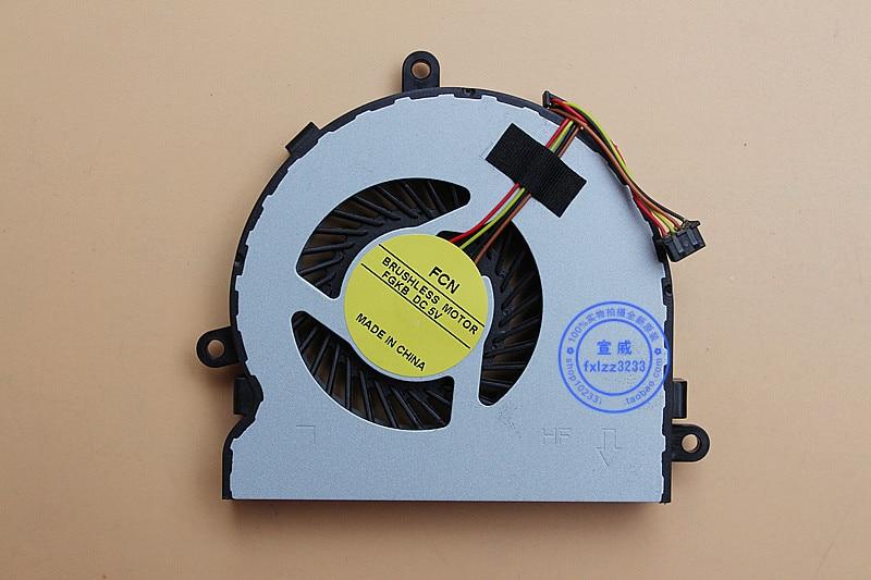 Original New Cooler FAN For HP Pavilion 15-A 15-AC 15-AF 15-AY 15-BA 15-BS 15-BW 250 255 256 G4 G5 TPN-C126 FN0565-A1033L2AL