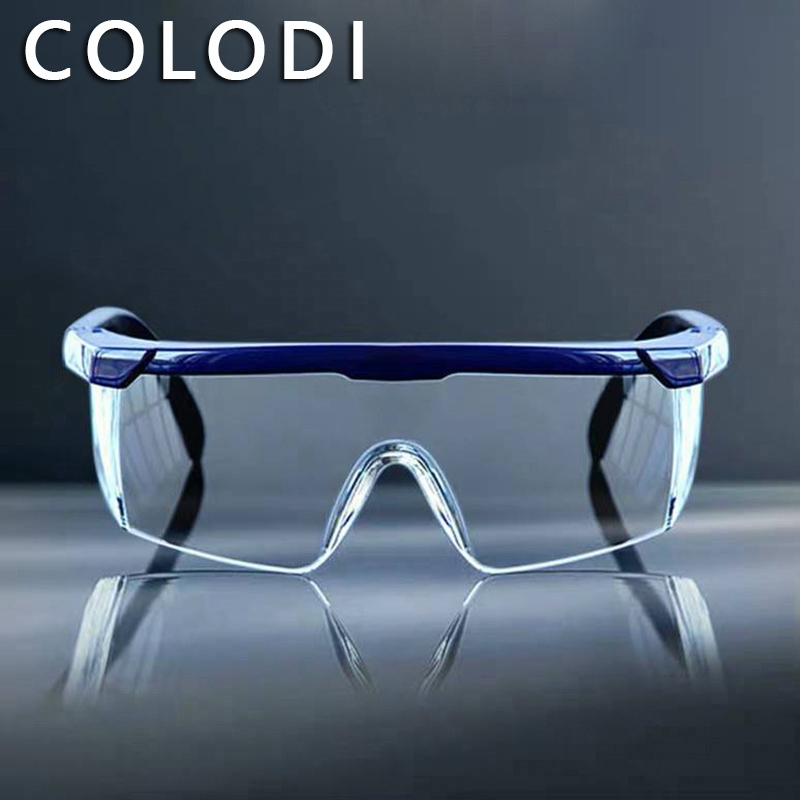 Goggles Safety-Anti-virus Glasses Novel Daily Transparent  Eye Protection  Anti Dust Glasses  Anti Sand Glasses