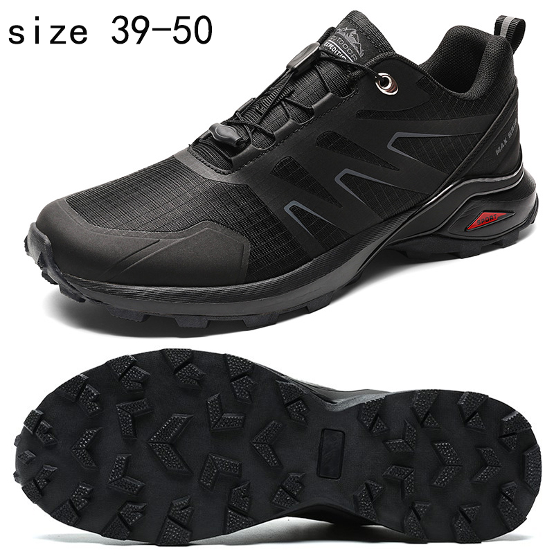 Sneakers Running Shoes Men Sport Shoes Outdoor Jogging Trekking Sneakers Male Shoes Adult Big Size 39-50 Chaussure Homme