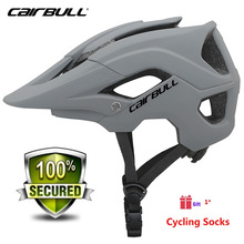 Cycling Helmet Ultralight Cairbull Riding-Bike Road New MTB All-Terrain Desigh Camouflage