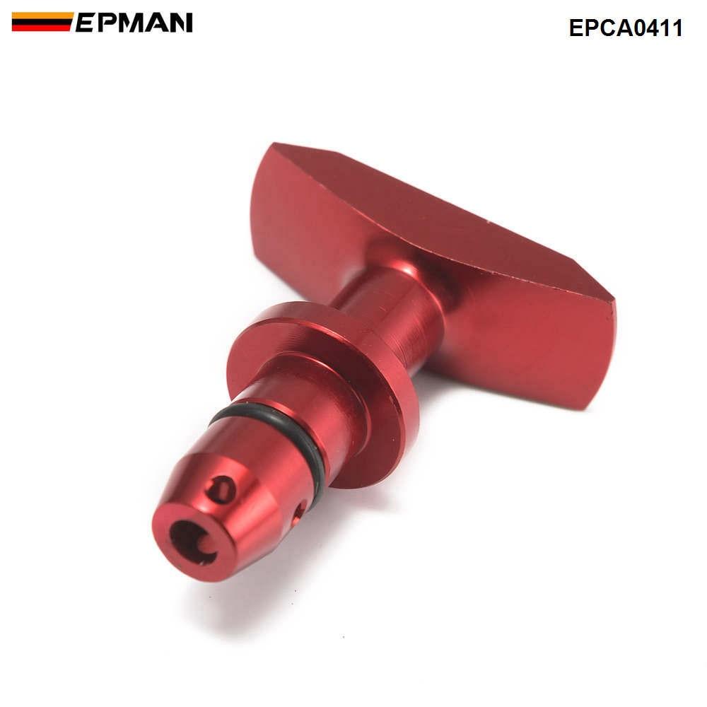 PERFORMANCE ENGINEERING Dip Stick Handle GOLD Universal Billet Aluminum Oil NEW