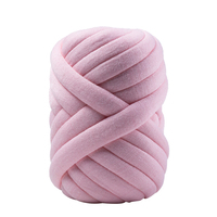 wills 1000g/Ball Super Thick Natural Wool Chunky Yarn DIY Bulky Arm Roving Knit Blanket Hand Knitting Spin Yarn DIY Blanket 60m