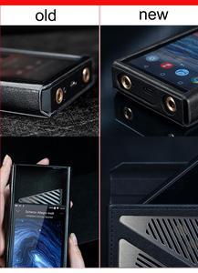 Image 5 - FiiO SK M11 Pro Funda de cuero para reproductor de música M11 Pro, portátil, PU