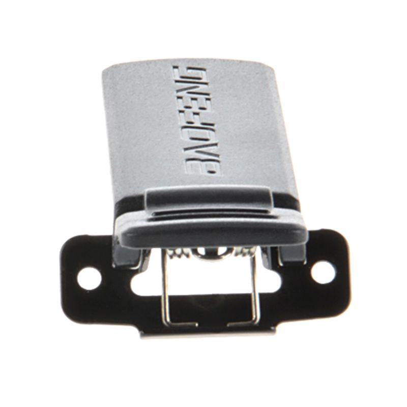 1pcs Baofeng Radios UV-5R Belt Clip For BAOFENG UV-5R UV-5RA UV-5RB UV-5RC TYT TH-F8 Ham Radio Walkie Talkie Accessories M0XB