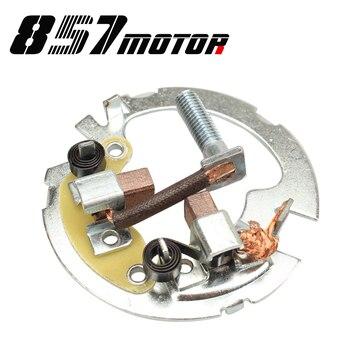 Motorcycle Starter Motor Carbon Brushes Motor Start Brush For Honda Cb400 1992 1993 1994 1995 1996 1997 1998 motorcycle replacement cooling aluminum cooler radiator for honda nsr 250 1991 1998 1992 1993 1994 1995 1996 1997