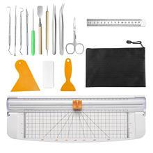 Набор инструментов для вырезания крафт бумаги базовый набор