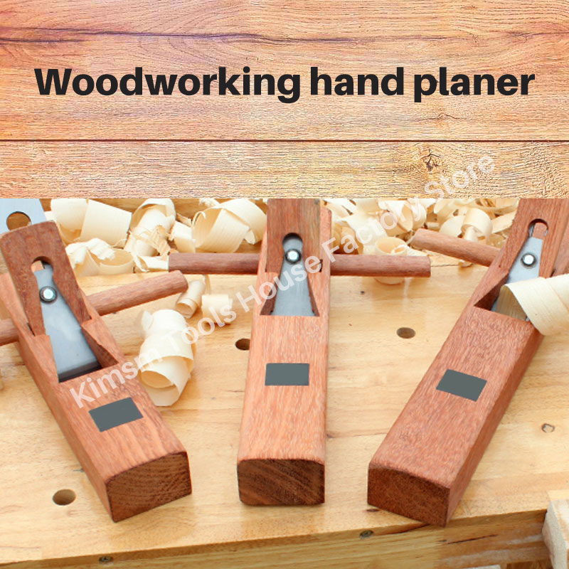 High Quality Hand Planers For Woodworking Flat Plane Bottom Edge Wood Trimming Tools For Carpenter Gift Woodcraft Hand Planer