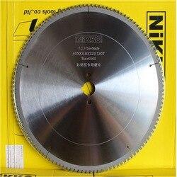 Promotie verkoop Hoge kwaliteit 14 (355) * 32 * 120Z tct zaagbladen voor zagen dunne ijzeren kern materialen als kleur staal tegel rock wol