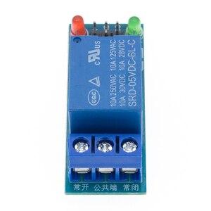 Image 4 - 50 قطعة/الوحدة 1 قناة 5 فولت وحدة التتابع مستوى منخفض ل SCM الأجهزة المنزلية التحكم