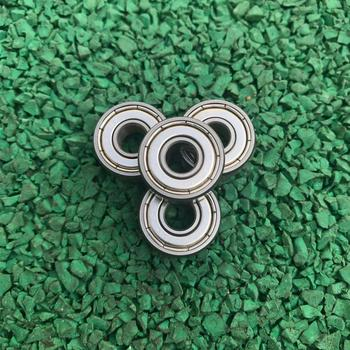 500pcs  603ZZ  shielded deep groove ball bearings 603-2Z  603Z miniature steel ball bearing 3x9x5 mm