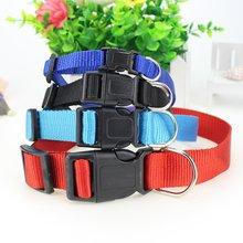 Outdoor Durable Shinning Pet Leash Pet Collar Dog Training Adjustable Strap Pet Collar Dog Knitted Collar colorful cute dog pet glossy reflective collar safety buckle bell strap 6 colors adjustable strap