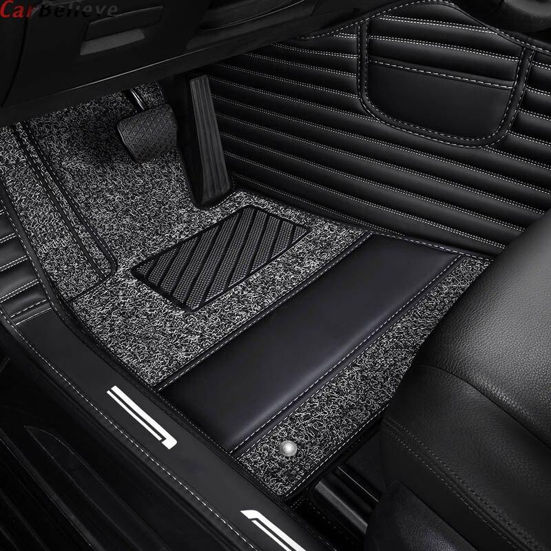 Tapis de sol de voiture sur mesure pour Mini countryman r60 one cooper R50 R52 R53 R56 R57 R58 F55 F56 F57 tapis d'accessoire