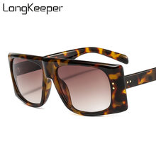 Солнцезащитные очки с градиентом для мужчин и женщин винтажные