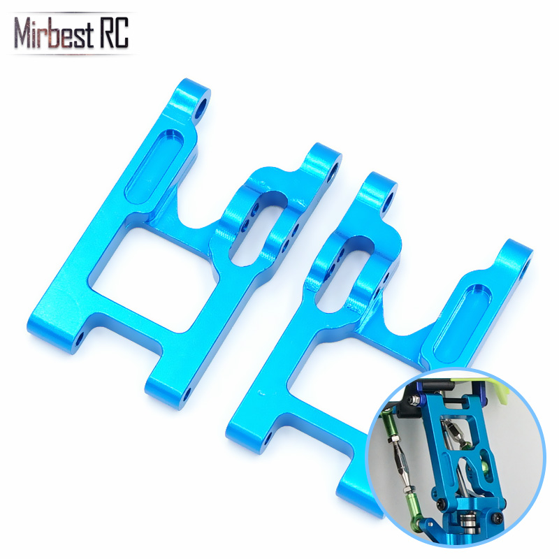 Mirbest RC DIY Parts For Wltoys 12428 Parts 12423 FY-03 JJRC Q39 RC Car Parts Metal Swing arm Upgrade accessories 12428-0004