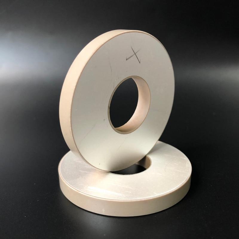 50x20x6mm P8 Ring Piezo Ceramic Ultrasonic Welding Tarnsducer Piezoelectric Ceramic Elements