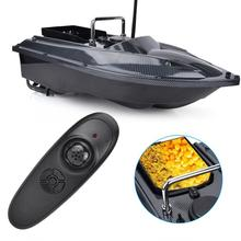 Fishing Tool Smart RC Bait Boat 180Mins RC 500m Remote Control Wireless Fishing Lure Bait Boat Fish Finder with LED Night Light