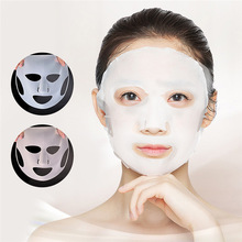 1Pc Reusable Silicone Mask Cover Face Skin Care Hydrating Moisturizing