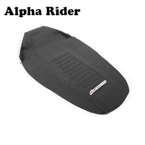 Image 4 - Gripper Soft Seat Cover Universal Fit Off Road Motorcross For Husqvarna 250 450 FE TE TC FC KTM 125 450 SX SXF EXC XC W