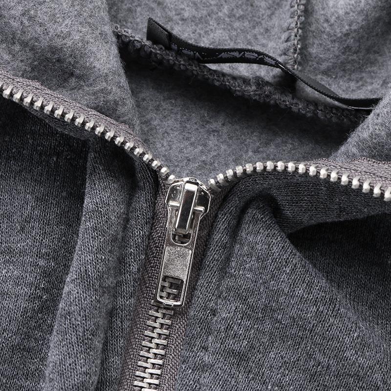 H9dc24b0206534d79b9a6f6dbb3374e87n 2019 ZANZEA Winter Hoodies Sweatshirt Women Hooded Zip Long Sleeve Fleece Irregular Boyfriend Pockets Long Coat Jacket Plus Size