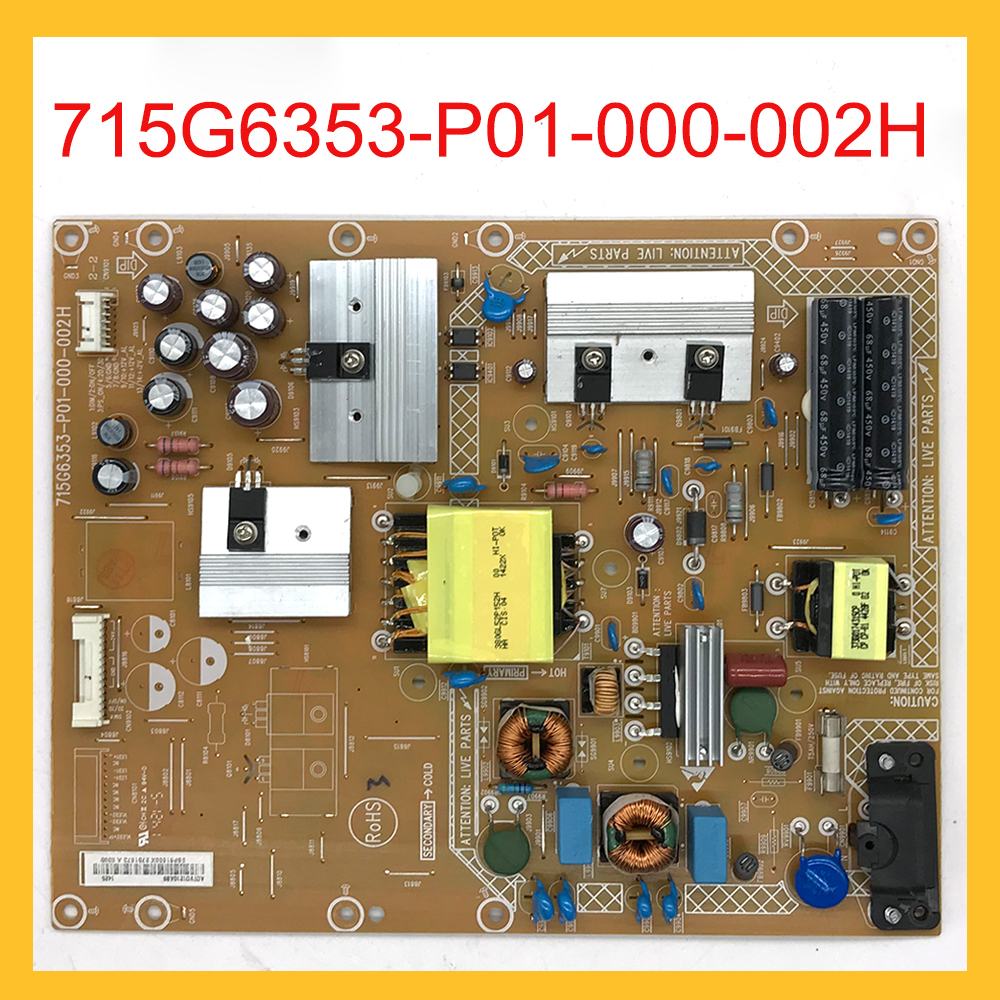 Flight Tracker 715g6353-p01-000-002h Power Supply For Philip ... Tv Original Power Support Board 715g6353 P01 000 002h Tv Accessories