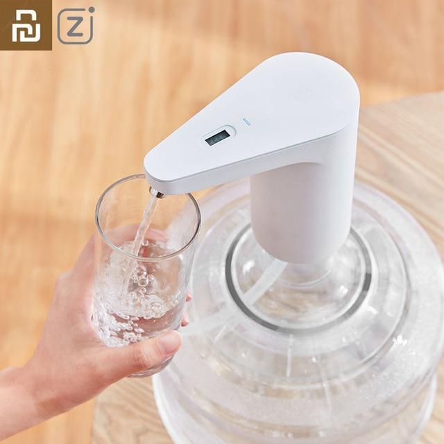 Magazzino Youpin XiaoLang Automatico Mini Touch Interruttore della Pompa Dellacqua TDS Senza Fili Ricaricabile Elettrico Distributore di Acqua della Pompa Per La cucina