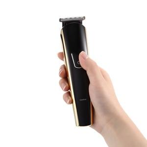 Image 5 - 8 In 1 Mannen Precisie Trimmer Tondeuse Scheerapparaat Body Groomer Baard Stoppels Trimeer Gezicht Scheren Machine Head trimmen 40D