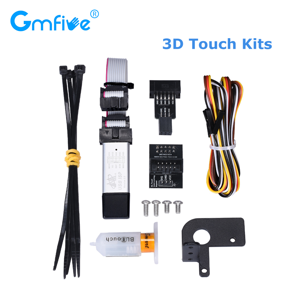 GmFive 3D Touch V3.0 Auto Bed Leveling Sensor Kit BL Auto Touch For SKR V1.4 Ender 3 pro Anet A8  MK3 I3 Reprap 3D Printer Parts