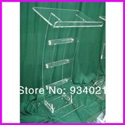อะคริลิคโต๊ะ Lectern/Plexiglass Podiums Plexiglass