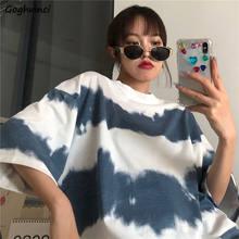 T-shirts manches courtes pour femmes, surdimensionné, Harajuku, Hip-hop, Style coréen, mode loisirs, 2XL Streetwear, unisexe Chic